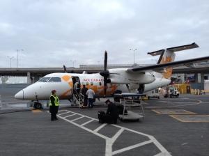 North Bay flight