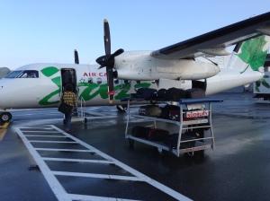 Sudbury Flight